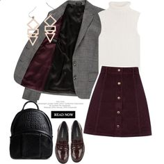 Blazer and skirt by gul07 on Polyvore featuring mode, Theory, Paul Smith, Oasis, Alexander Wang, Gemma Redux and Pussycat