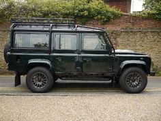 land rover defender 90 safety devices - Google Search