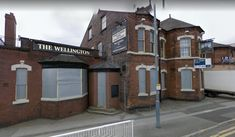 The Wellington pub in Darnall Leeds Pubs, Sheffield Pubs, My Town, Yorkshire, Memories, Mansions, History, House Styles, Mansion Houses