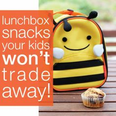 7 Yummy Lunchbox Snacks Your Kids Won%u2019t Trade Away #Spon
