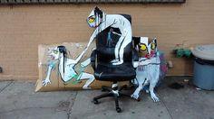 francisco de pajaro/art is trash new york