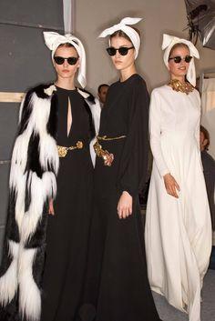 Giambattista Valli Fall 2014 Couture.
