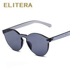 b63e9b21809c76 ELITERA Candy Color Sunglasses Women 2017 Vintage Sunglass Eyewear Men  Women Brand Designer Retro Sun Glasses