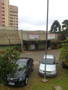 Ubs Jardim Sapopemba, 4 mil paciente para um único Medico em uma única área.