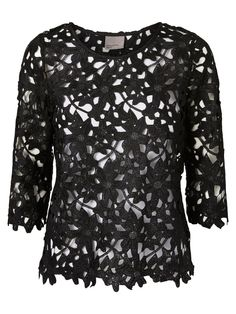 Lace top from VERO MODA. Dress it up for an evening out or down for daywear