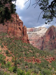 Mt. Zion National Park