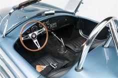 1965 SHELBY COBRA CSX 6000 Lot 1301   Barrett-Jackson Auction Company
