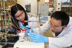 New catalyst offers efficient storage of alternative energies