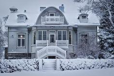 Talo jouluna | Villa Airisranta