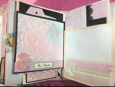 Mr. Benjamin Photo Album created by crafter Susan Coleman using  Graphic 45, Little Darlings paper collection.    Click on the link below to purchase the tutorial.   http://shop.paperphenomenon.com/Mr-Benjamin-Photo-Album-Tutorial-Video-Combo-tutvid0134.htm