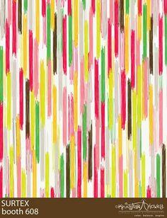 print & pattern: SURTEX 2011 - khristian A howell
