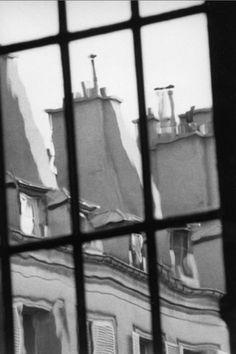 birdcagewalk:  greeneyes55:Paris 1963Photo: André Kertész