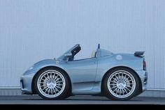 Miniautos - Autos deportivos de lujo jibarizados - Taringa!