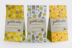 Petite Eats on Packaging of the World - Creative Package Design Gallery