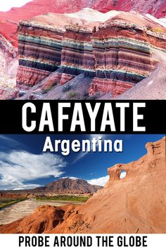 Cafayate, Argentina's off-the-beaten-path wine destination offers a lot of things to see. To help plan your trip, I list my favorite things to do in Cafayate Argentina (that are not all about wine) #argentina #cafayate #winetourism #travelargentina #viagesargentina #bodegascafayate