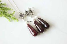 Chain Earrings, Necklace Set, Sterling Silver Earring Sets, Flower Pendant, Designer Earrings, Antique Silver, Vines, Gemstones, Spring
