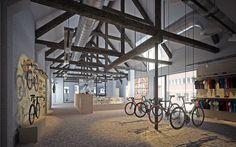 Bike store Antwerpen