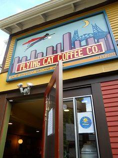 Flying Cat Coffee Co.