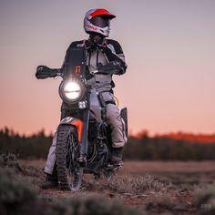Ducati dirt bike: The Earle Motors Alaskan Desert Sled Yamaha Wr, Ducati Scrambler, Scrambler Motorcycle, Motorcycles, Desert Sled, Motocross Racing, Best Mountain Bikes, Car Insurance, Thug Life