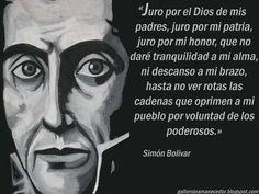 pensamientos de simon bolivar - el libertador, venezuela