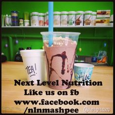"""Next Level Nutrition """"Where friends of good nutrition meet daily"""""""