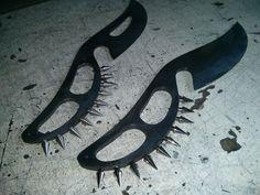 Knife cobra