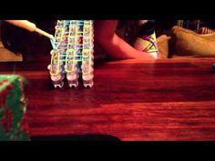 """Rainbow loom Triple """"s"""""""