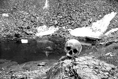In 1942, a British forest guard in Roopkund, India made an alarming discovery. Some 16,000 feet above sea level, at the bottom of a small valley, was a frozen lake absolutely full of skeletons. That summer, the ice melting revealed even more skeletal remains, floating in the water and lying haphazardly around the lake's edges. Something horrible had happened here...