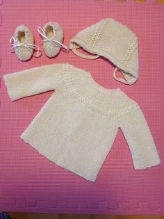 Ravelry: dfaubert's Baby sister sweater