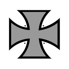 Iron Cross Tattoo Designs