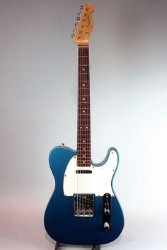 FENDER CUSTOM SHOP[フェンダーカスタムショップ] Time Machine Series 1963 Telecaster Closet Classic/Lake Placid Blue 2000|詳細写真