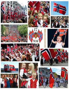 Happy Norwegian Constitution Day!   May 17th