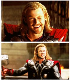 Thor, love the ;-)