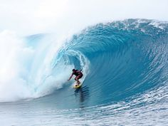 Surf the world's most famed waves, from the heavy sets of Tahiti to the fast-breaking rides in Puerto Escondido, Mexico. Tahiti, No Wave, Bilbao, Surfboard, Big Wave Surfing, Lava Flow, Surf Trip, Adventure Activities, Big Waves