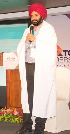 Harjeet Khanduja in Digital Baba Avatar