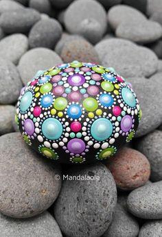 Image of Mini Mandala Stone 3