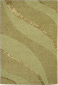 modernrugs.com Modern Contemporary Anthians Green Rug
