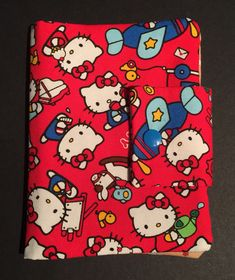 Excited to share the latest to my #etsy shop: Hello Kitty Passport Holder #hellokitty #sanrio #oneofakind #handmade