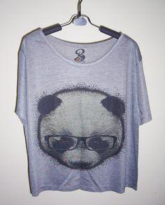 Hey, I found this really awesome Etsy listing at https://www.etsy.com/listing/202444791/panda-nerd-bear-shirt-panda-shirt-panda
