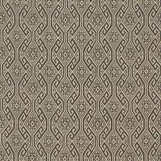 Buy John Lewis Sakari Curtain, Brown | John Lewis