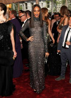 Jourdan Dunn Evening Dress - Jourdan Dunn Clothes - StyleBistro