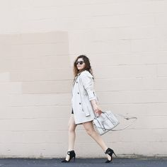  FashionEdible  3x3 Style - Spring, Jackets, fashion, ootd, trench,