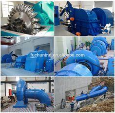 hydro generator turbine - Google Search