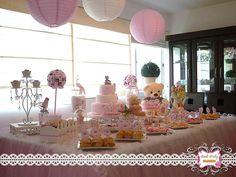 Ballerina Teddy Bear Birthday Party Ideas   Photo 31 of 37   Catch My Party