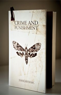 Crime and Punishment by Fjodor Dostojevskij