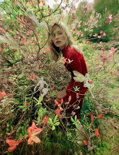 """Kate Moss in """"Wizard"""" by Tim Walker for Love Magazine, Fall 2014/Winter 2015"""