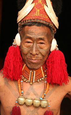 Nagaland, India by Retlaw Snellac Photography, via Flickr