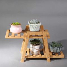 Wood Planters, Outdoor Planters, Flower Planters, Flower Pots, Indoor Outdoor, Wooden Plant Stands Indoor, Wood Plant Stand, Bamboo Plants, Indoor Plants