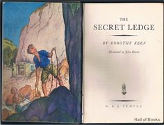 The Secret Ledge, Dorothy Keen