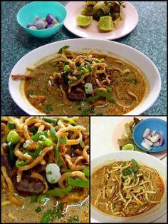 Thai food. khoa soy